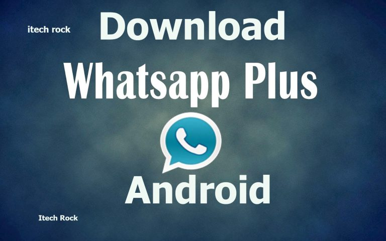 Download whatsapp plus Apk for Android