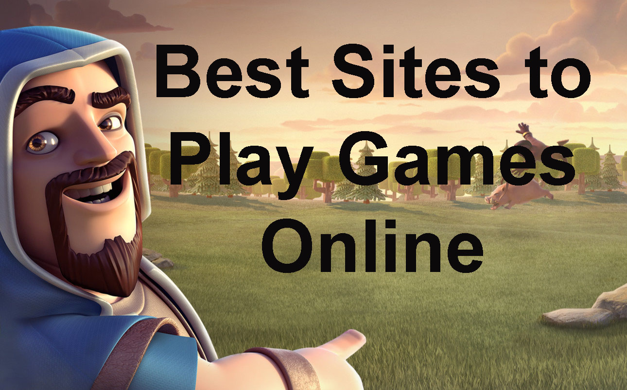 Best sites to play games online