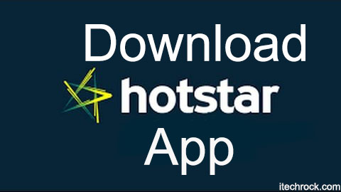 Download Hotstar TV Movies Live Cricket App