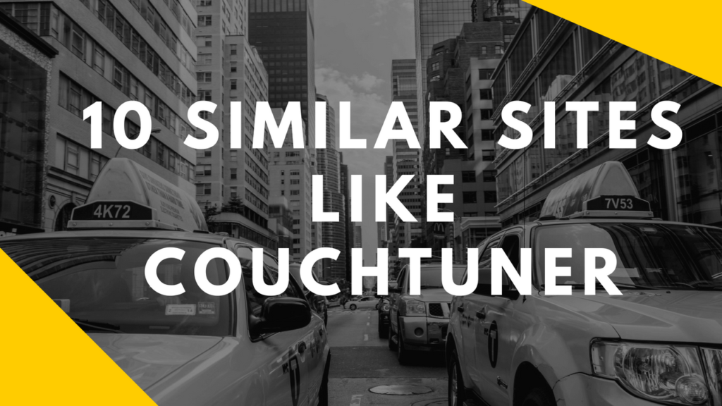 Sites Similars to couchtuner