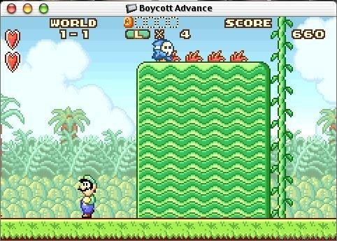 BoycottAdvance GBA emulator Windows