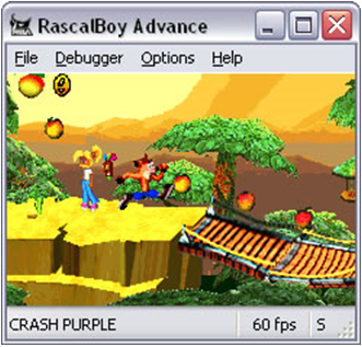 RascalBoy-Advance GBA