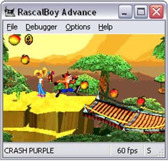 RascalBoy-Advance GBA