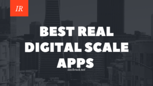 BEST REAL DIGITAL SCALE APPS