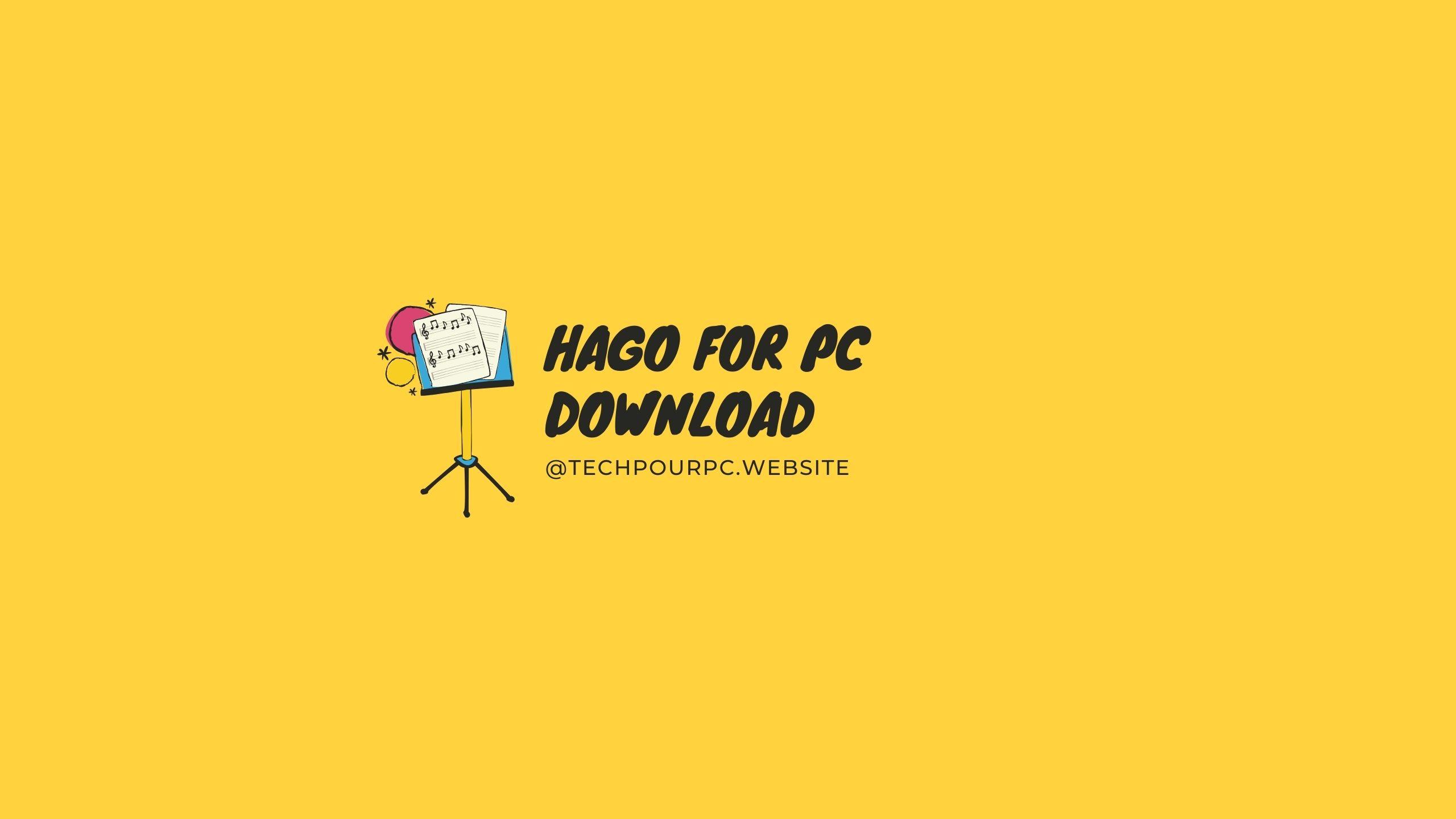 Hago for PC Download
